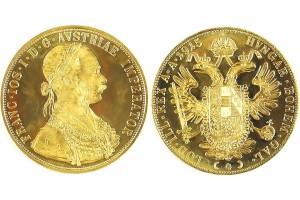 Kupnja zlatnika - dukat