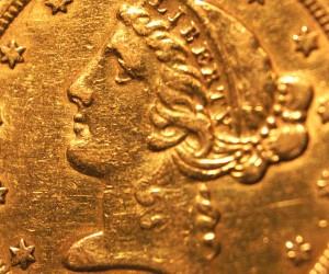 Gold dollar - procjena i otkup zlatnika